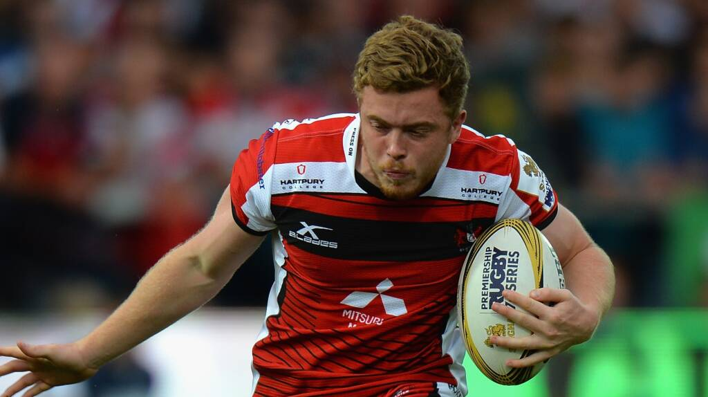 Creed to make full debut for Gloucester at home to Northampton