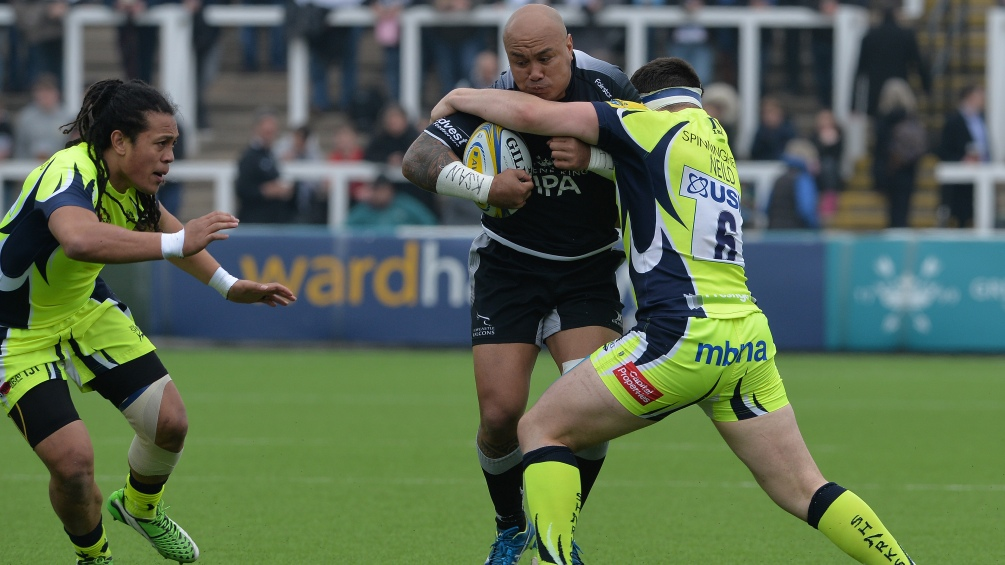 Match Report: Newcastle Falcons 15 Sale Sharks 21
