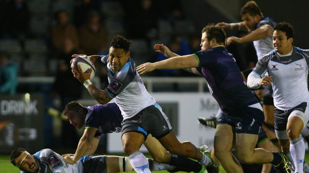 Takulua to tackle more Aviva Premiership Rugby with Newcastle