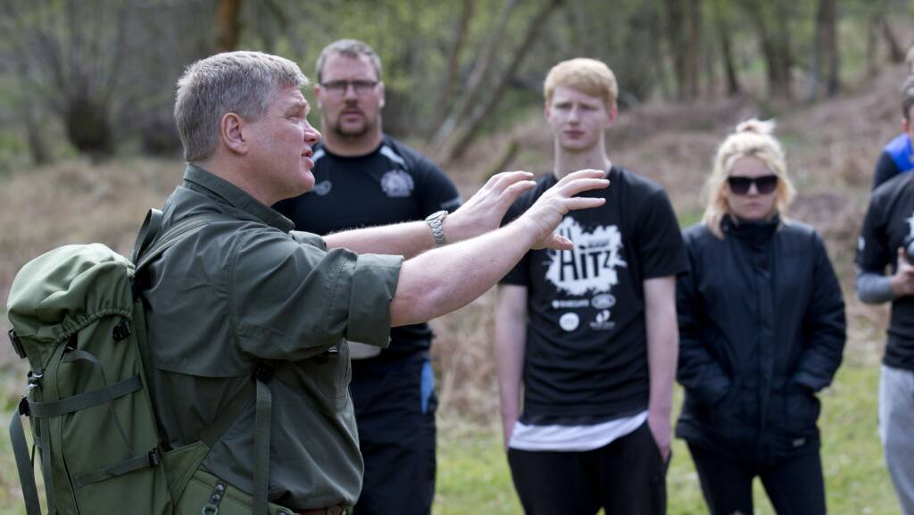Ray Mears backs Premiership Rugby's award-winning HITZ programme
