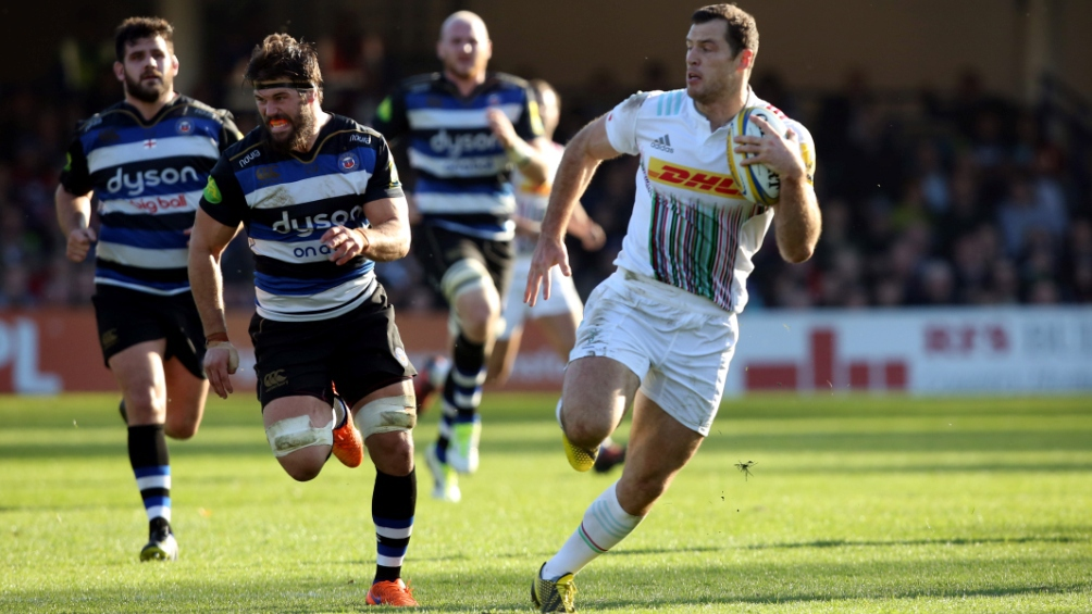 Match Report: Bath Rugby 28 Harlequins 38
