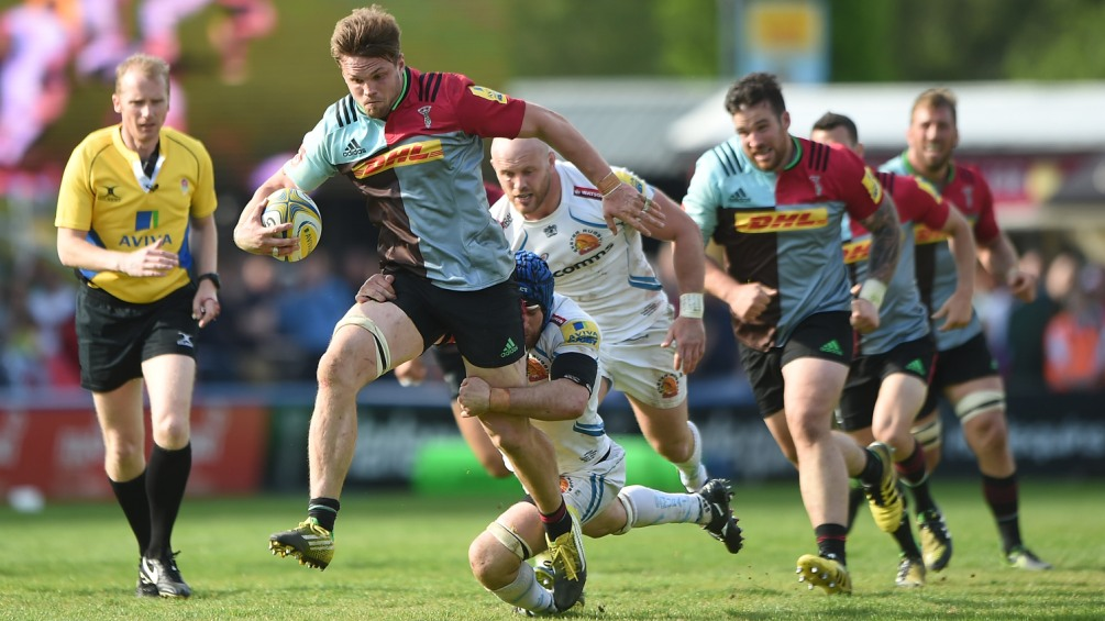 Clifford excited for England chance and new Harlequins regime