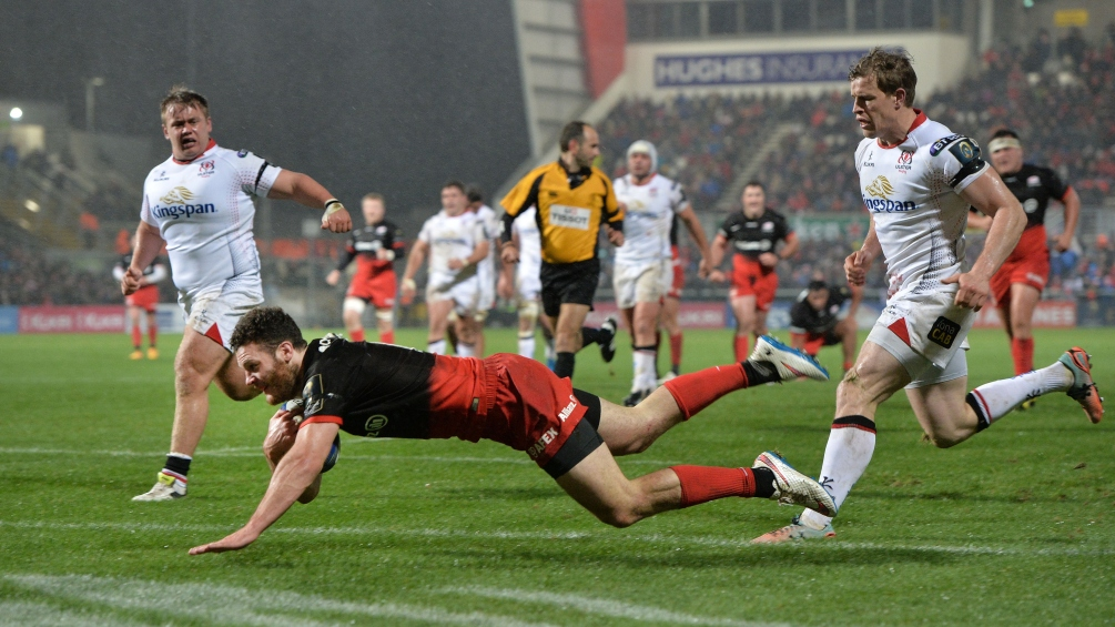Champions Cup final preview: Duncan Taylor banking on Saracens' experience