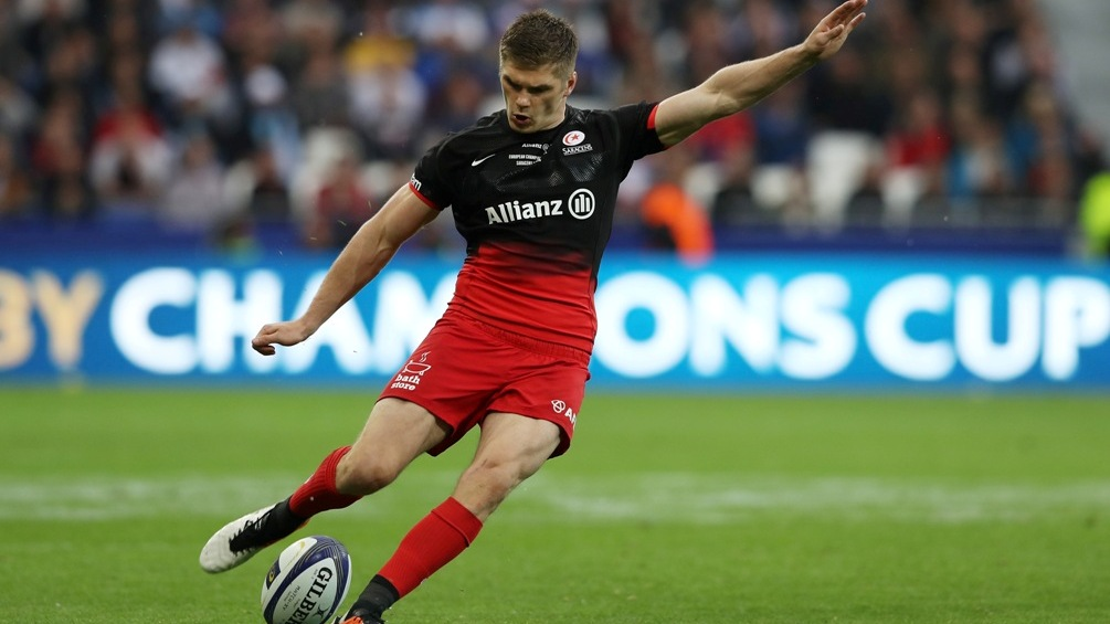 Match Report: Saracens 21 Racing 92 9