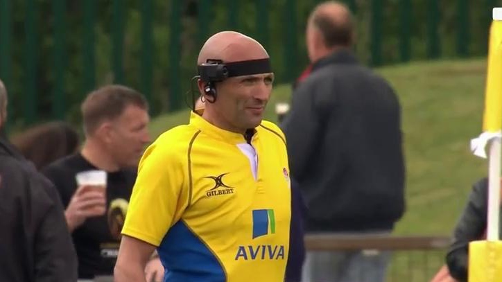Head-mounted cameras arrive in Aviva Premiership Rugby