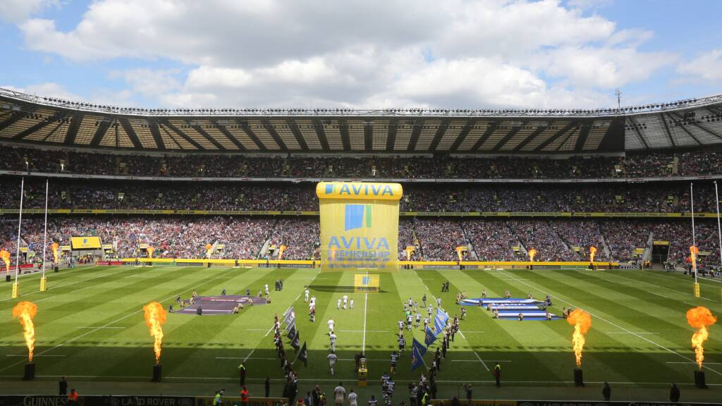 Win a Citizen Watch at the Aviva Premiership Rugby Final