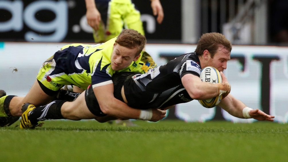 Match Report: Exeter Chiefs 33 Sale Sharks 17