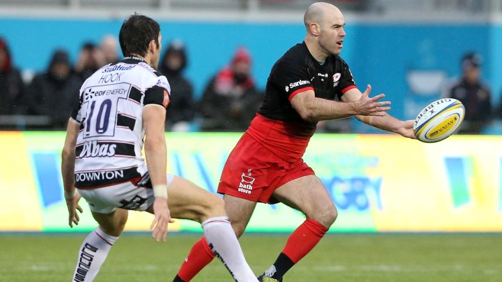 Mark McCall praises departing legend Charlie Hodgson