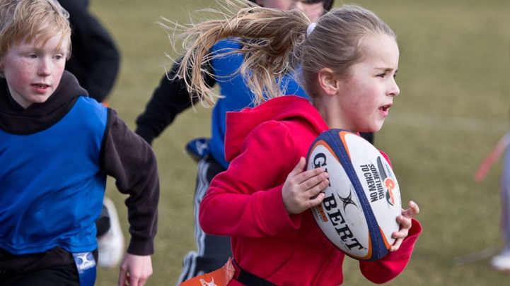 Fighting obesity through rugby