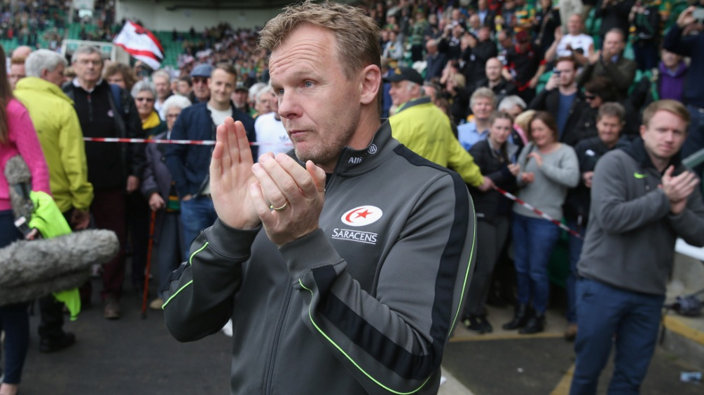 Mark McCall cautious of Exeter Chiefs' young stars