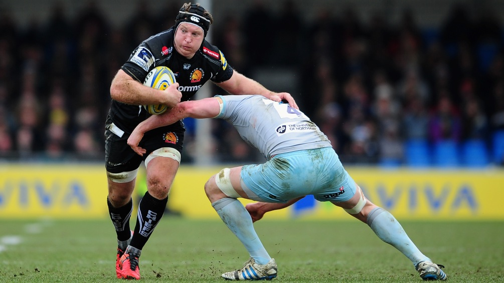 Baxter: Thomas Waldrom will still play his part for Exeter Chiefs