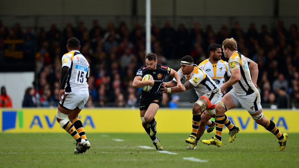 Phil Dollman says Exeter Chiefs are ready for biggest ever match
