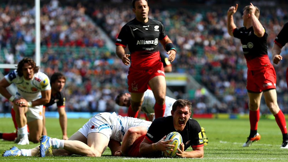 Alex Goode, Billy Vunipola and Jack Nowell top the Opta