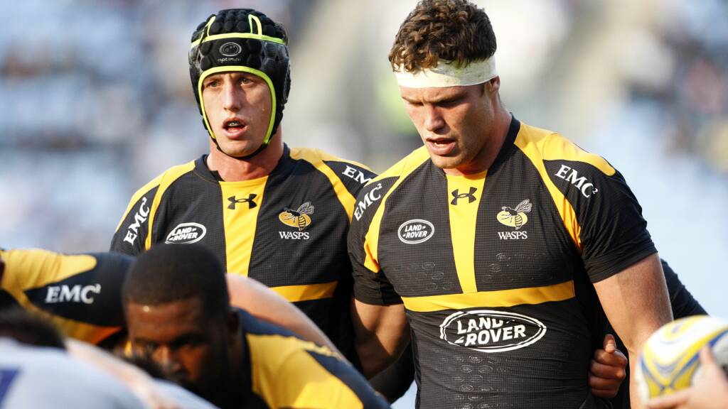 Five Wasps players extend contracts