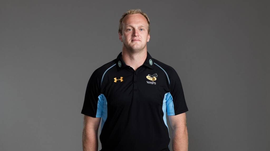 Backs Coach Lee Blackett signs new contract with Wasps