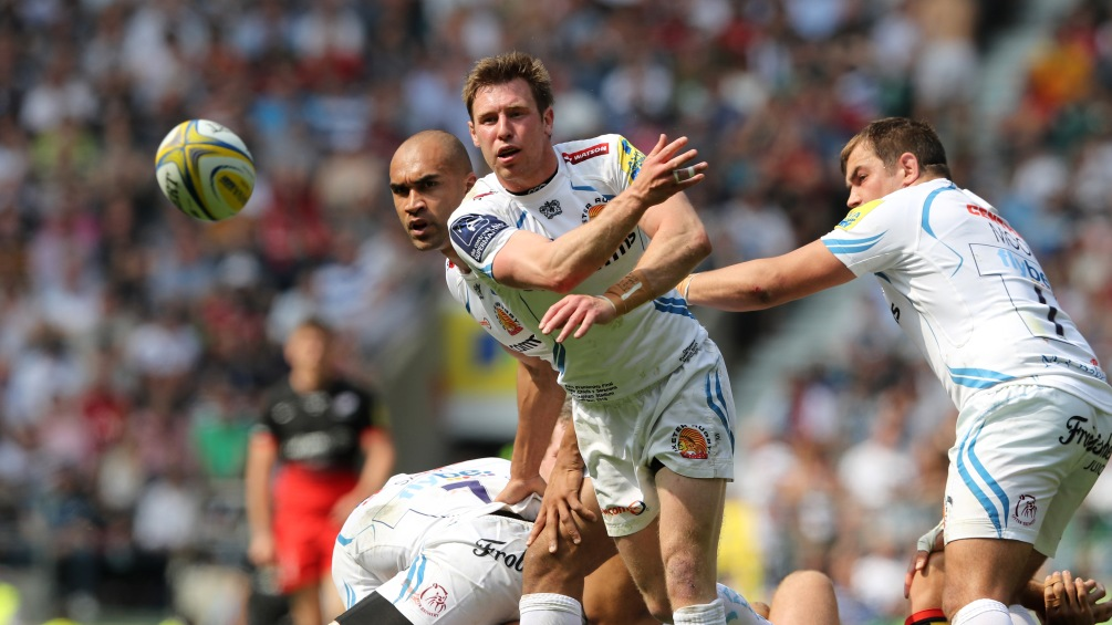 Will Chudley targets Exeter Chiefs silverware after breakthrough season