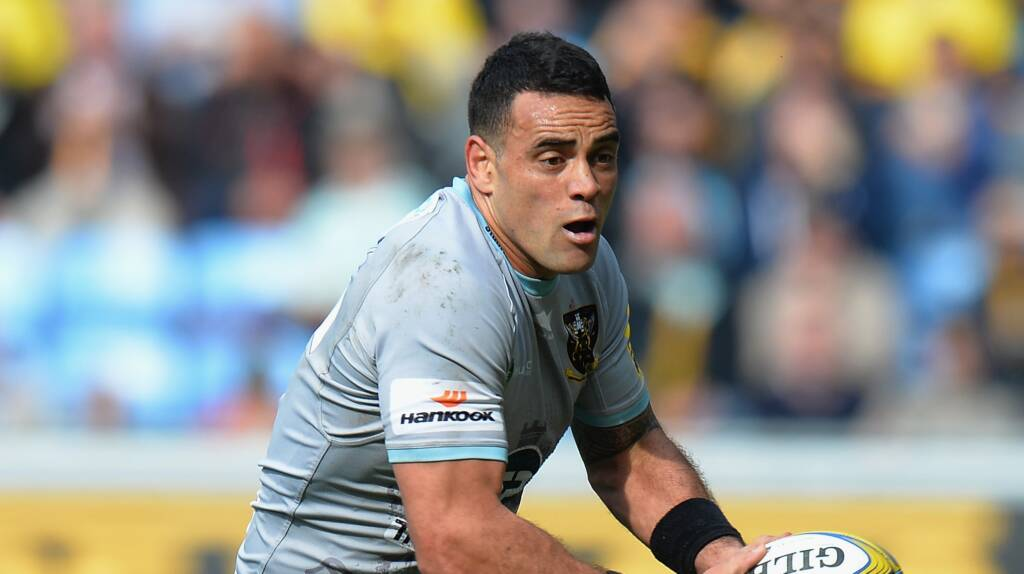 """Fotuali'i """"excited"""" to be joining Bath Rugby"""