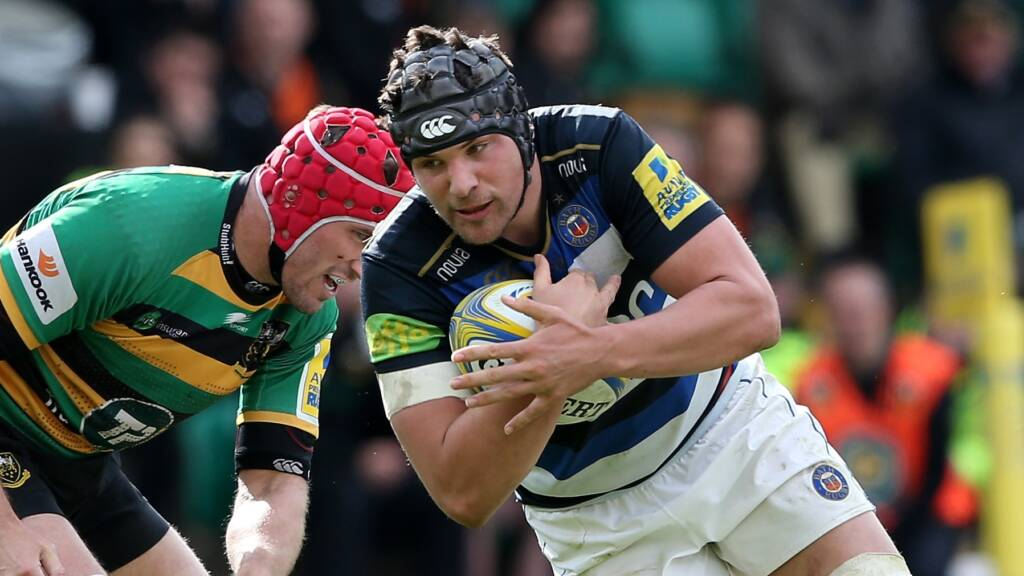 Talented young Ewels extends contract with Bath Rugby