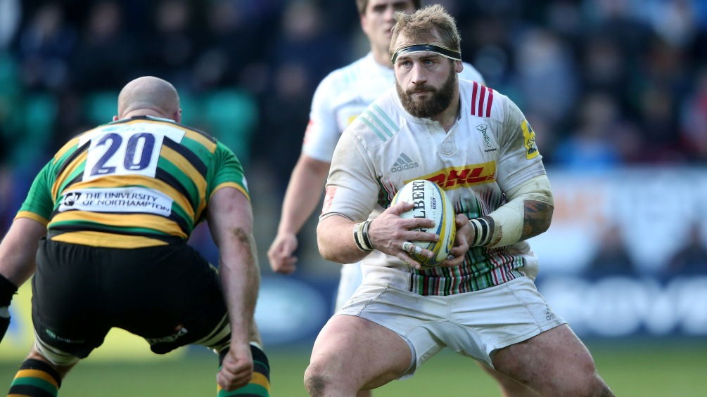 RFU Disciplinary Joe Marler