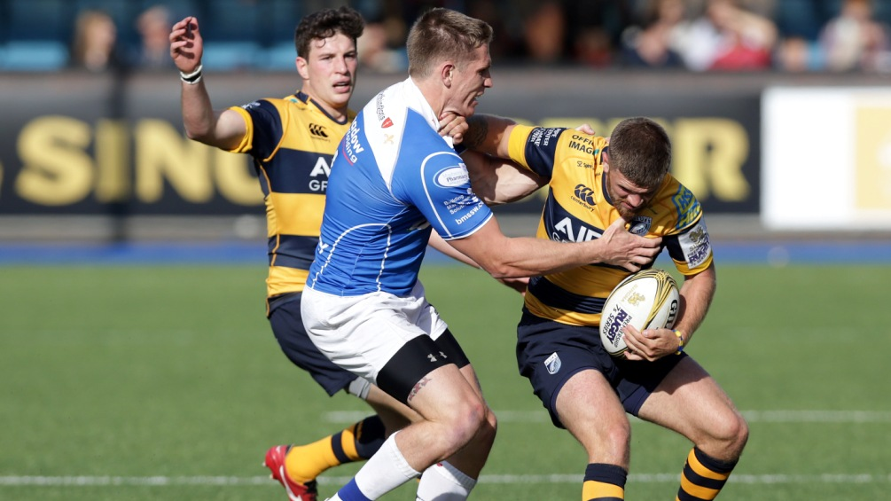 Cardiff Blues relishing Singha Premiership Rugby 7s challenge with one month to go