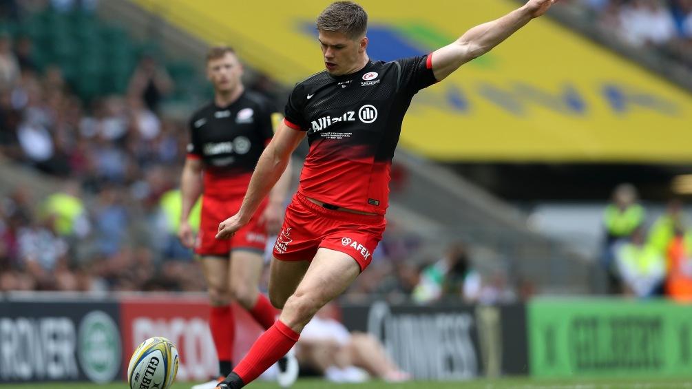 Farrell inspires England to series whitewash over Australia
