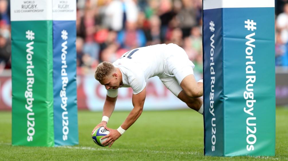 England triumph in World Under-20s Final