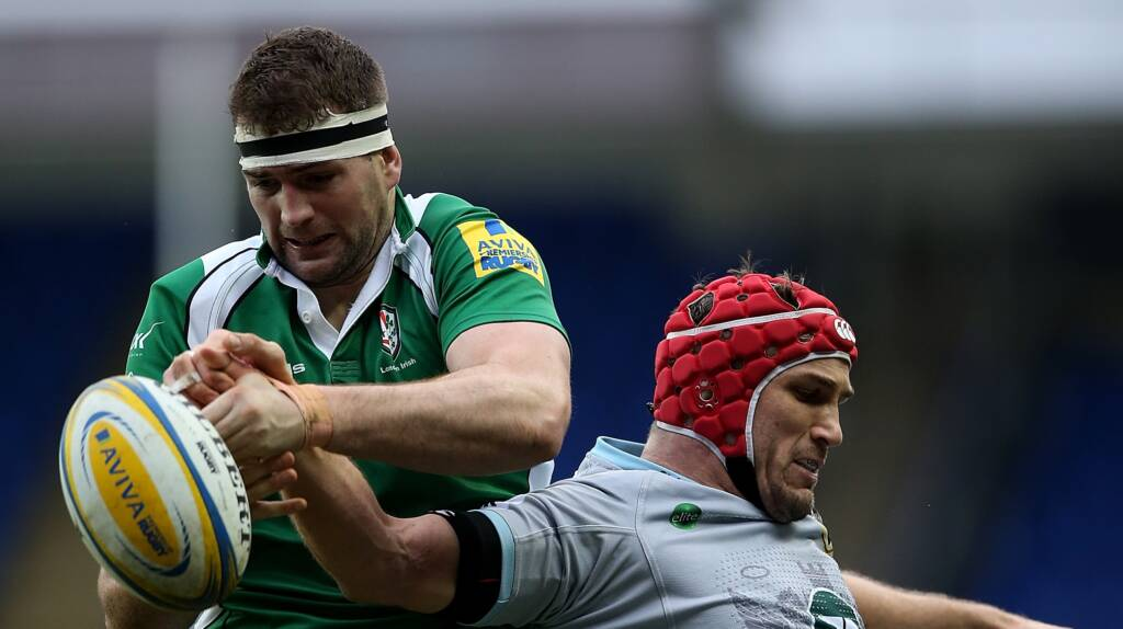 Wasps sign Matt Symons