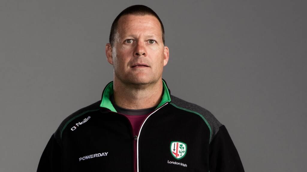 Assistant Coach Grant Doorey leaves London Irish