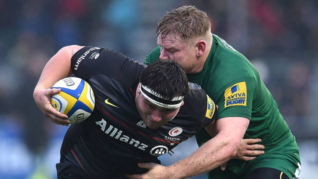 Aviva Premiership Rugby matches live on BT Sport – March and April