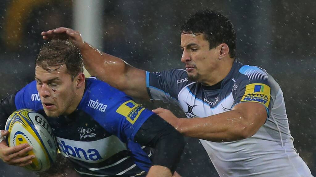 Falcons change one to face Bath