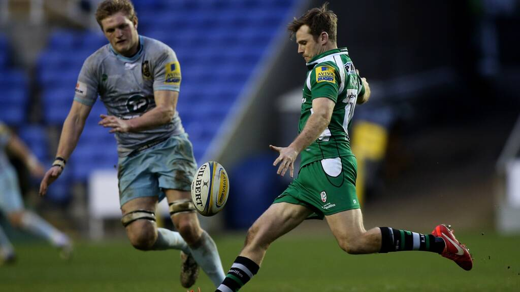London Irish Unchanged for Kingsholm