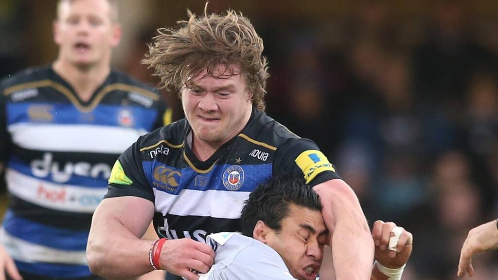 Bath Rugby change three for trip to Newcastle