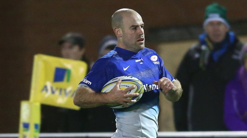 Saracens name team to face Leicester