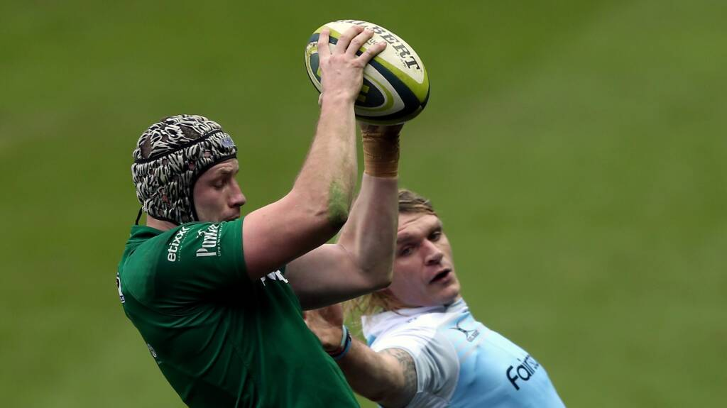 Saracens bring in Kieran Low on season-long loan