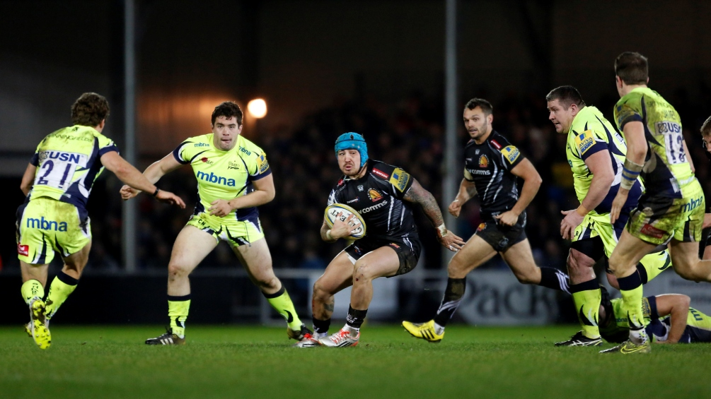 Opta stats for Aviva Premiership Rugby: Round 7