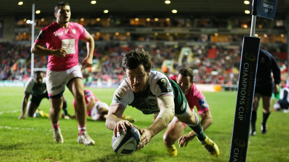 Smith credits Mauger for his Leicester Tigers reboot