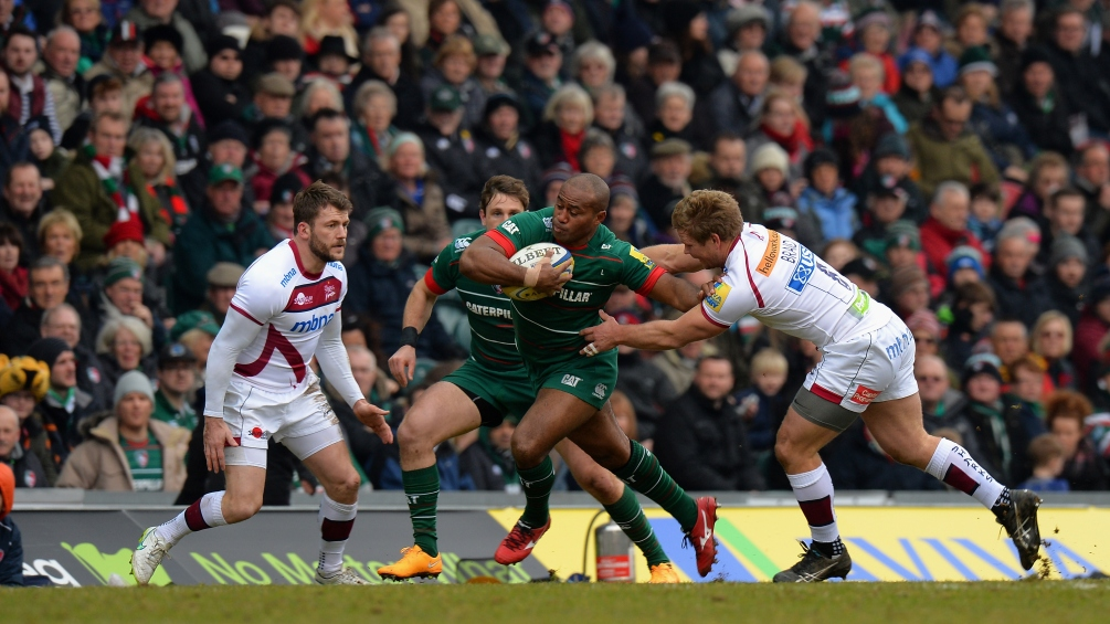 Bai primed for Leicester Tigers push