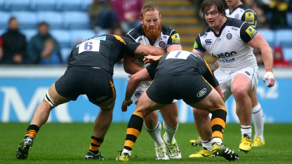 Batty and Bath Rugby chasing European hat-trick