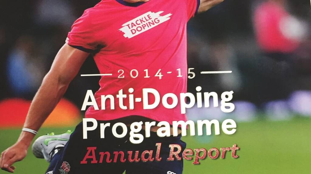 Fifth Anti-Doping Annual Report Released