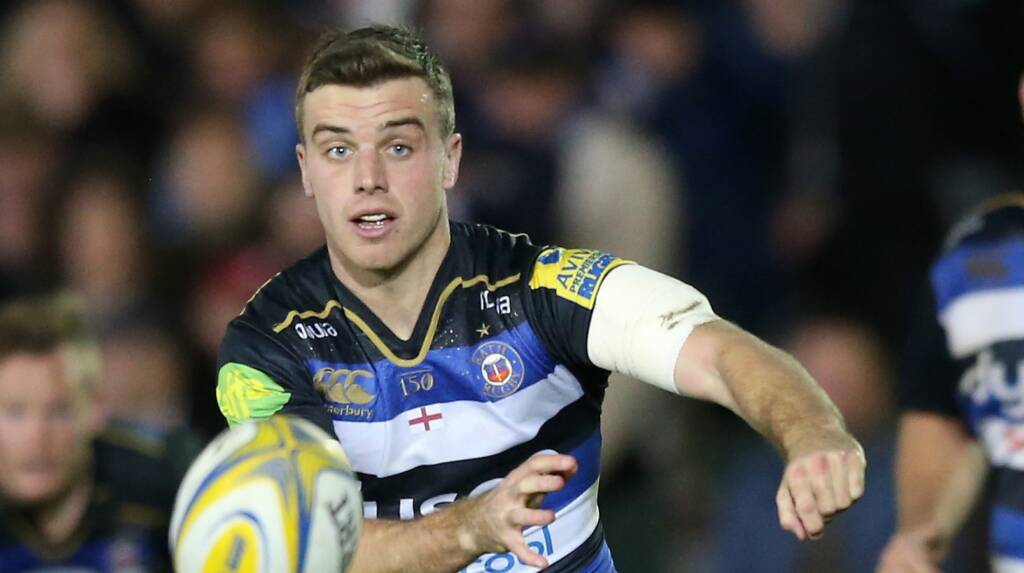 "Ford: ""It was an easy decision to stay at Bath Rugby"""