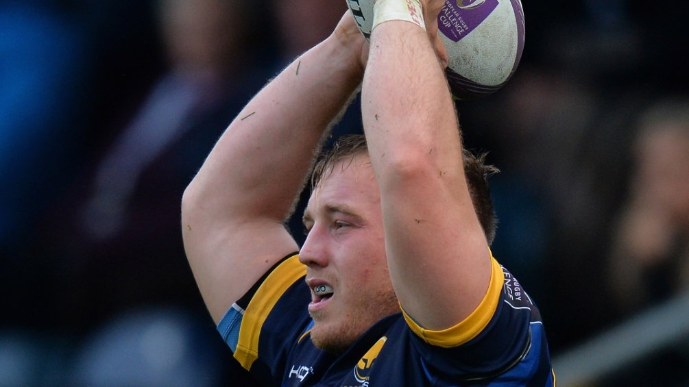 Sowrey eager to stake a claim at Sixways