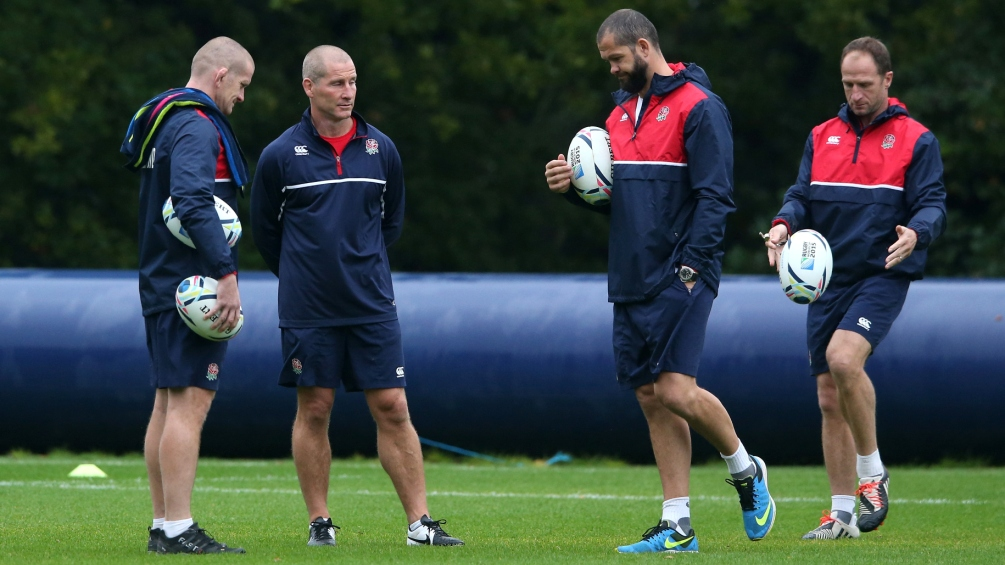 England part ways with assistant coaches