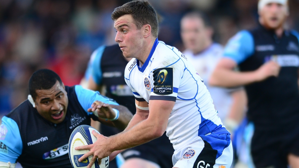 Denton to make first Bath Rugby start at Ricoh Arena