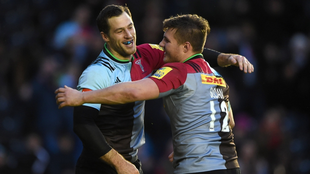White and Stanley to make Harlequins debuts against Calvisano