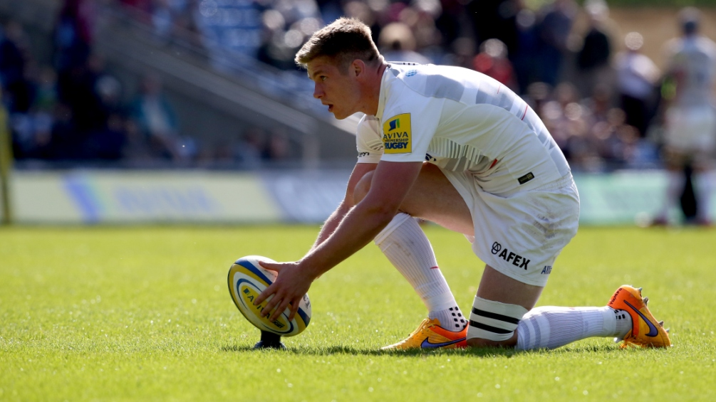 Saracens star Farrell to start at fly-half for England