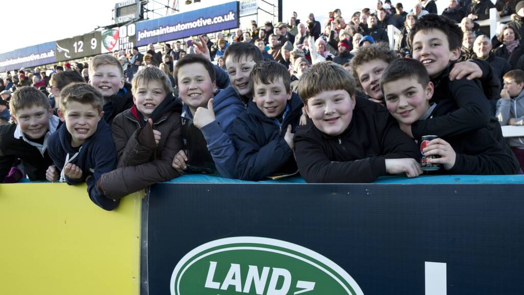 Falcons to host biggest Land Rover Premiership Rugby Cup