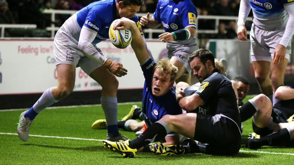 Aviva Premiership Rugby wrap: Round 6