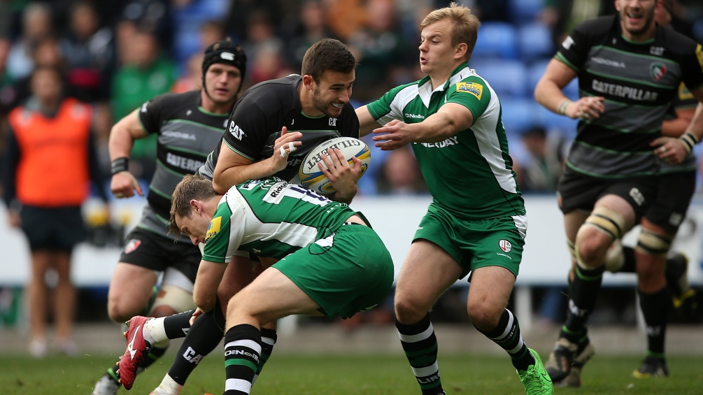 Steele urges London Irish to find consistency