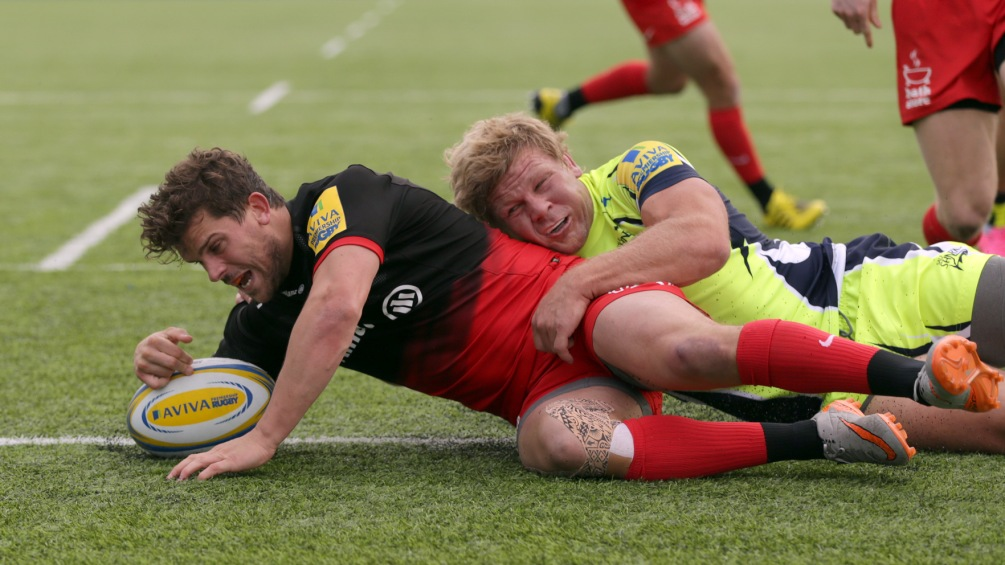 Aviva A League round-up: Round 2