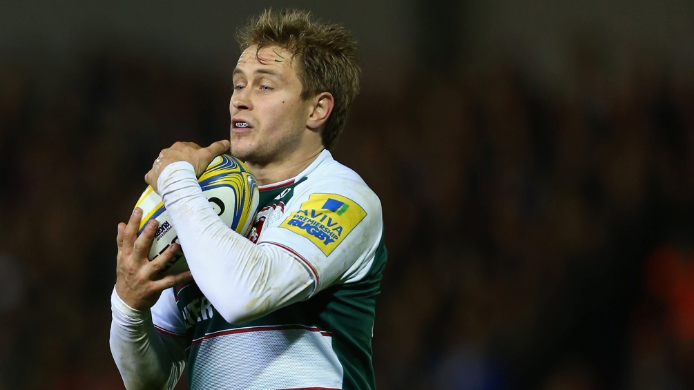 Tait relishing Leicester Tigers improvement